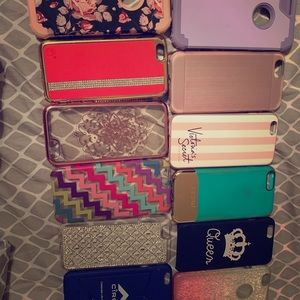 12 case iPhone 6 bundle